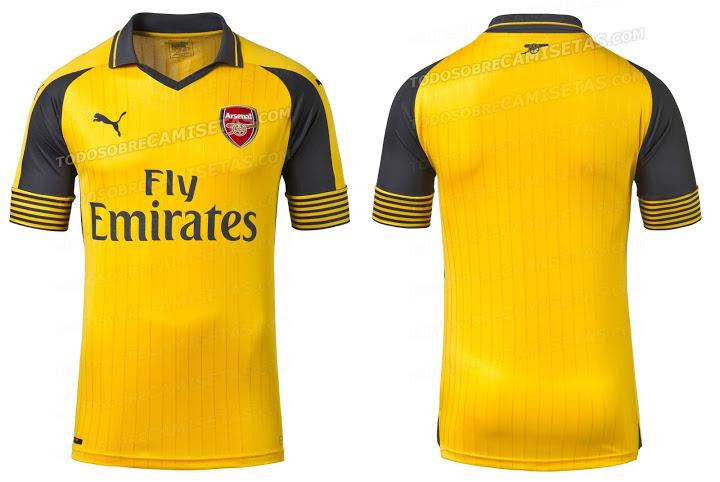 áo arsenal 2017